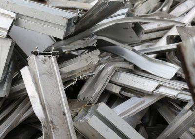 Aluminium Profilé Blanc