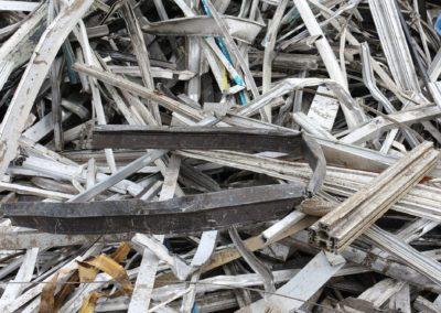 Aluminium démolition