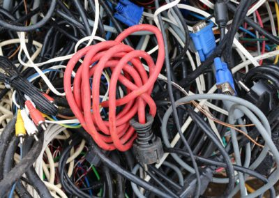 Câbles Fiches
