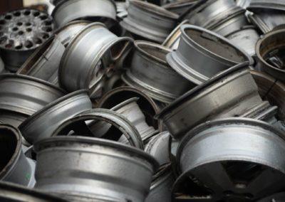Jantes aluminium