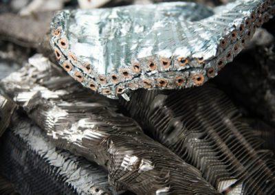Radiateur aluminium & Cuivre