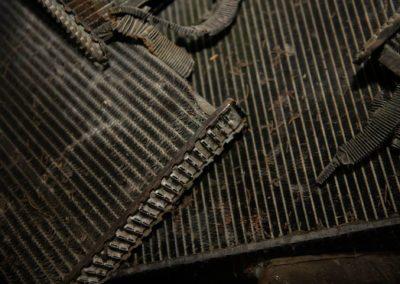 Radiateur laiton-cuivre